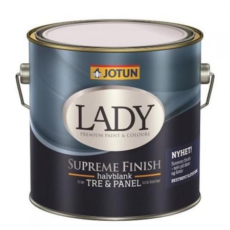 Lady Supreme Finish 80 - 3 liter