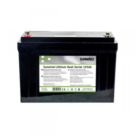 Litium Batteri 12 V