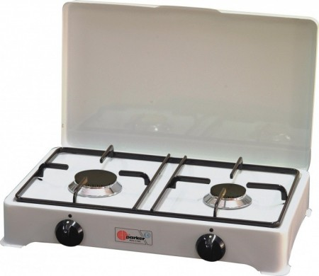 Parker 2-bluss frittstående kokeapparat