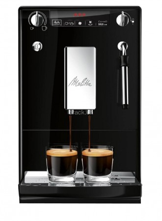 MELITTA HELAUTOMATISK KAFFEMASKIN CAFFEO SOLO MILK SORT/SORT