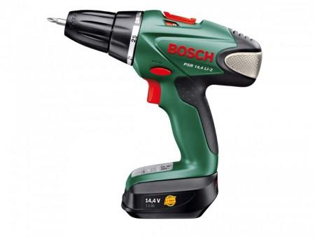 Bosch drill PSR 14,4 LI-2