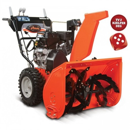 ARIENS SNØFRESER DELUXE ST 28 DLE - BEST I TEST!