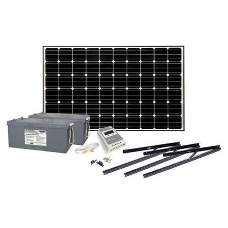 Solcelleanlegg oppgraderingspakke 300 W - Sunwind